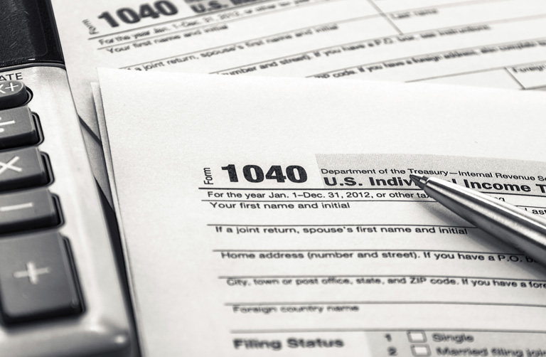 New Albany income tax preparation